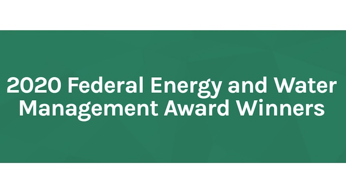 Federal Energy and Water Management Awards