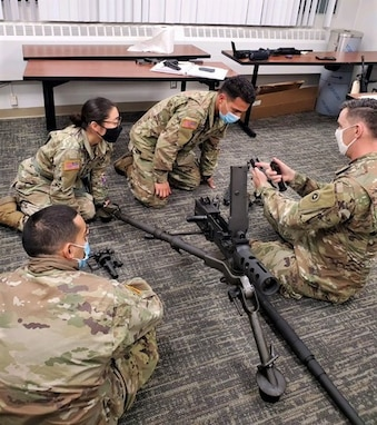483rd TTB conducts Best Warrior Competition at Mare Island