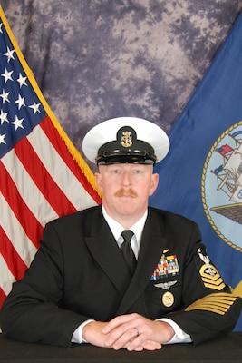 Master Chief Naval Aircrewman Mechanical Jon D. Wooten
