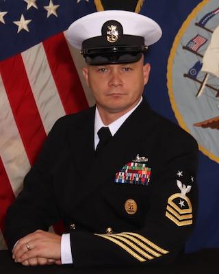 Command Master Chief Richard C. Schaefer, Jr.