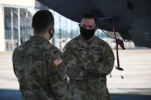 Army ground liaison officers advance pilot training with realistic scenarios