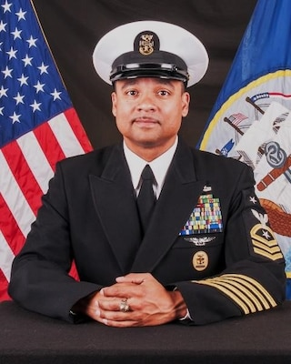 Command Master Chief Christopher D. Cline