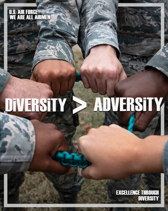 Diversity Greater Than Adversity