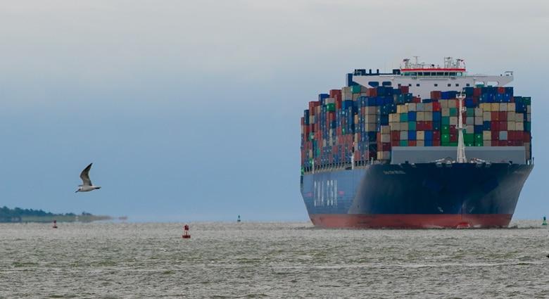 CMA Brazil Calls on Port of Charleston