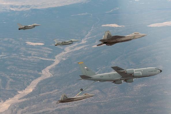 F-35 refueling