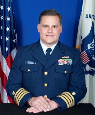 Phot of Captain Marc Devereaux