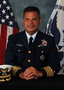 Photo of Captain Franklin Schaefer