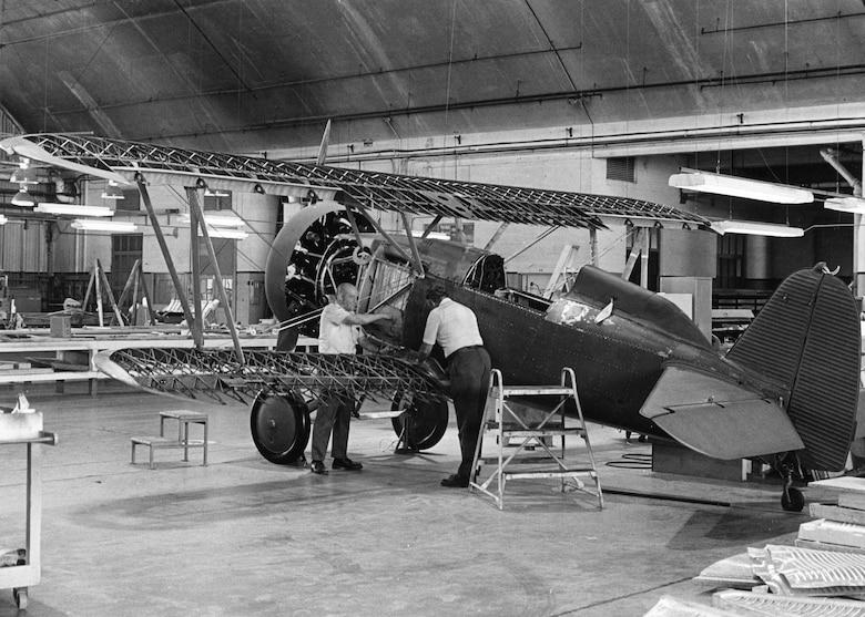 Boeing P-12E