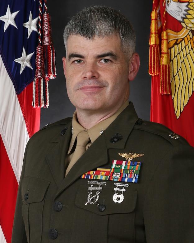 Lieutenant Colonel Lawrence O. Jones