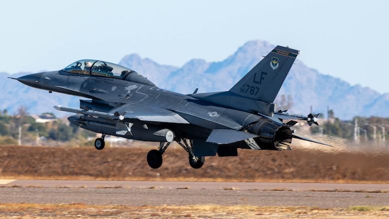 Luke F-35s, F-16s train daily