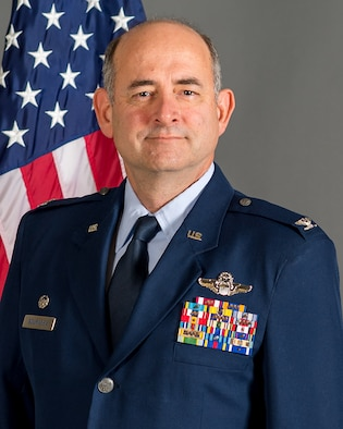 101st Air Refueling Wing Commander