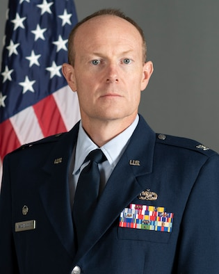 Commander of the 101st Maintenance Group