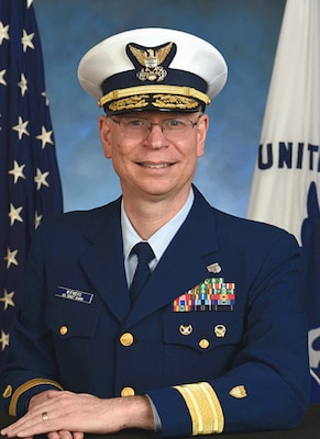 Photo of Rear Admiral Todd C. Wiemers