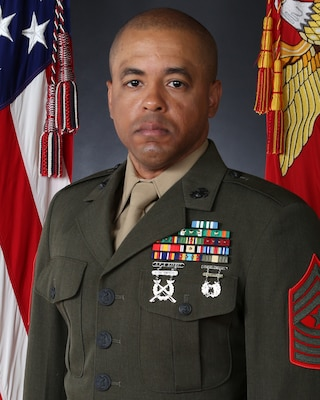 Inspector-Instructor Sergeant Major, 2nd Battalion, 25th Marine Regiment