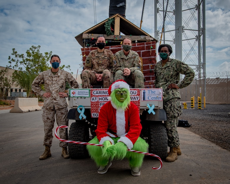 A deployed holiday