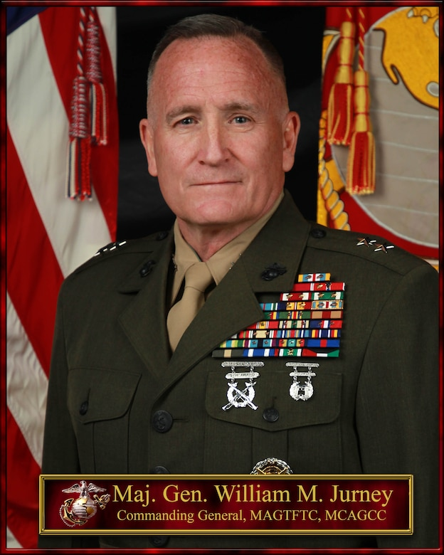 Maj. Gen. Jurney