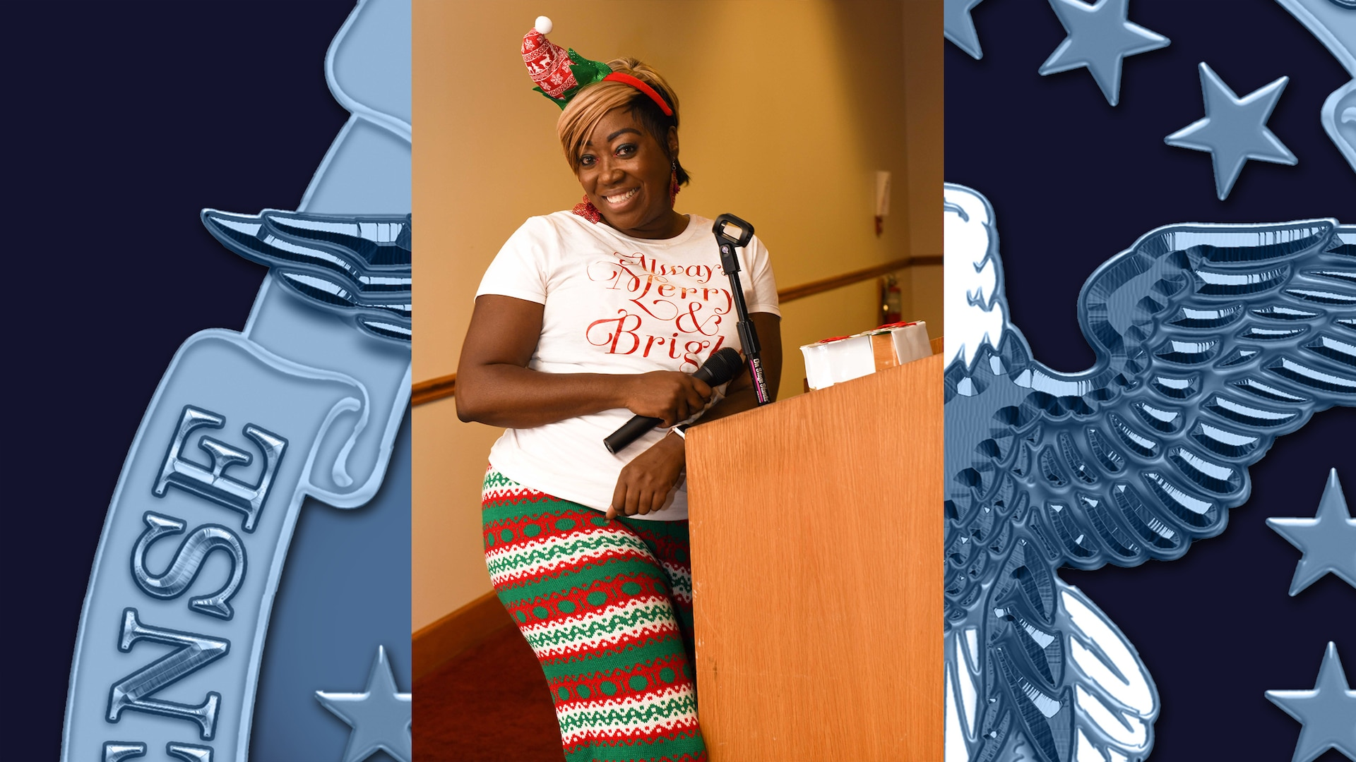What the holidays mean to me: Staci Clark-Allen