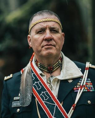 Maj. Tim Petoskey