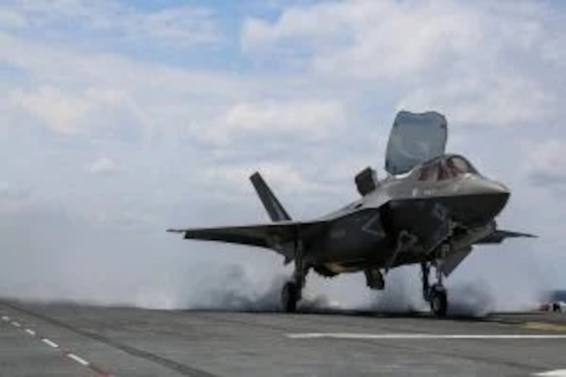 January 16, 2015: F-35 Arrived at Edwards For Operational Test and Evaluation With the Joint Operational Test Team