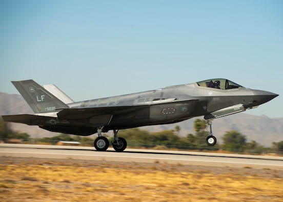 From virtual to reality: F-35A, B-2 conduct joint training mission