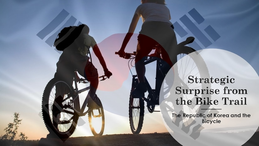 Cover: Strategic Suprise from the Bike Trail