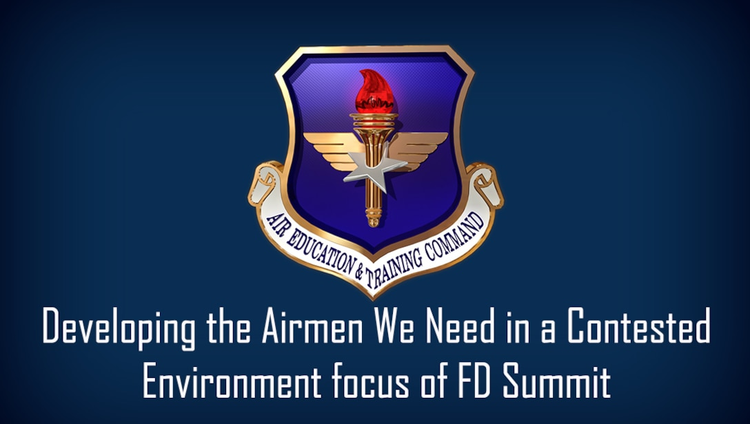 Graphic about Force Development Summit