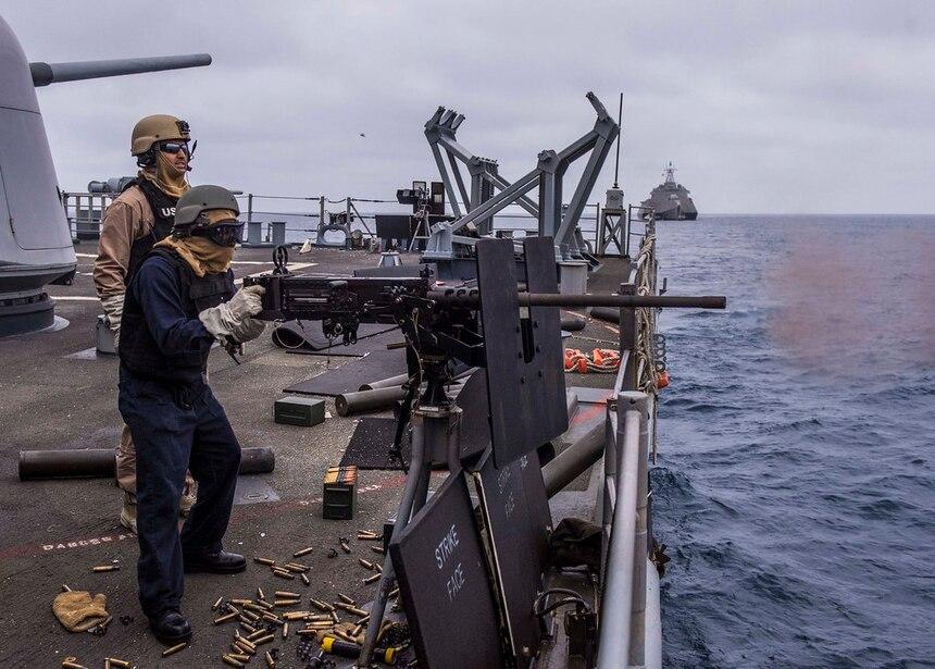 USS Port Royal, Coronado Complete IDCERTEX