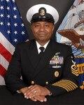 Command Master Chief Keith L. Crumpton