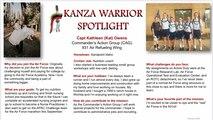 KANZA Warrior Spotlight February