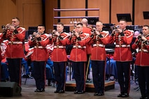 Marine Band Concert: Feb. 2, 2020