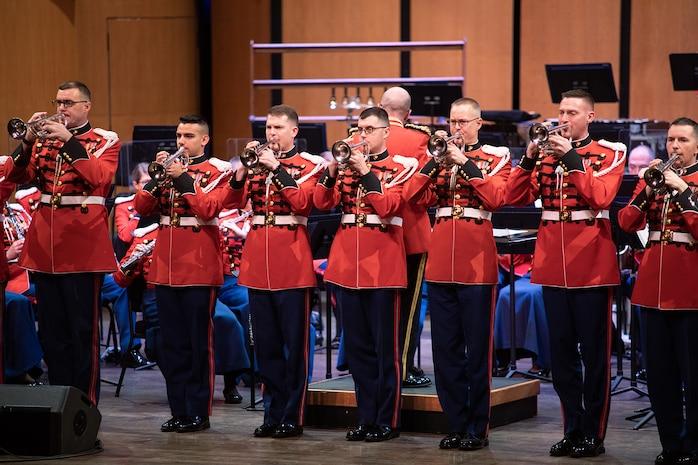 Marine Band Concert: Feb. 2, 2020
