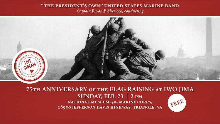 Marine Band Concert: Feb. 23, 2020