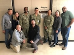 DLA Distribution San Diego employees experience Zumwalt Simulator firsthand