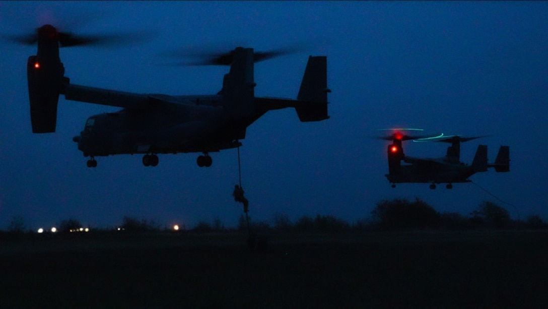 Collective training events like this not only create unified SOF, but they enhance NATO's overall ability to respond to threats from any direction.