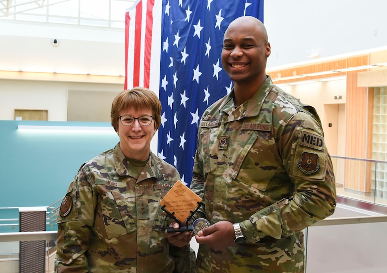 Air Force Surgeon General visits Team Minot