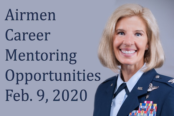Both senior officer and enlisted members will be part of panels designed to shed light on the keys to career success beginning Feb. 9, 2020. The sessions, titled 'Do you want to be promoted?' will combine presentations with question and answer sessions. (U.S. Air Force graphic/MSgt. Ben Mota)