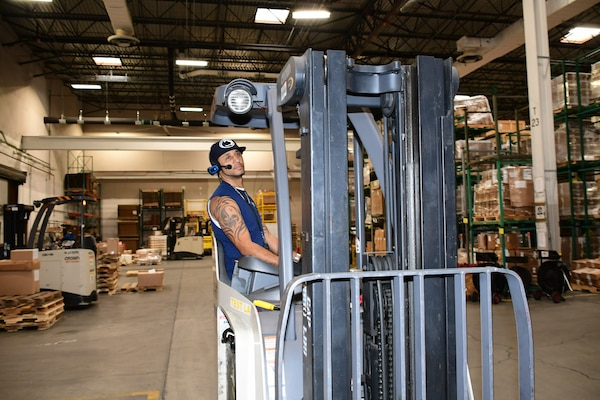 Distribution Susquehanna implements voice technology in its Eastern Distribution Center