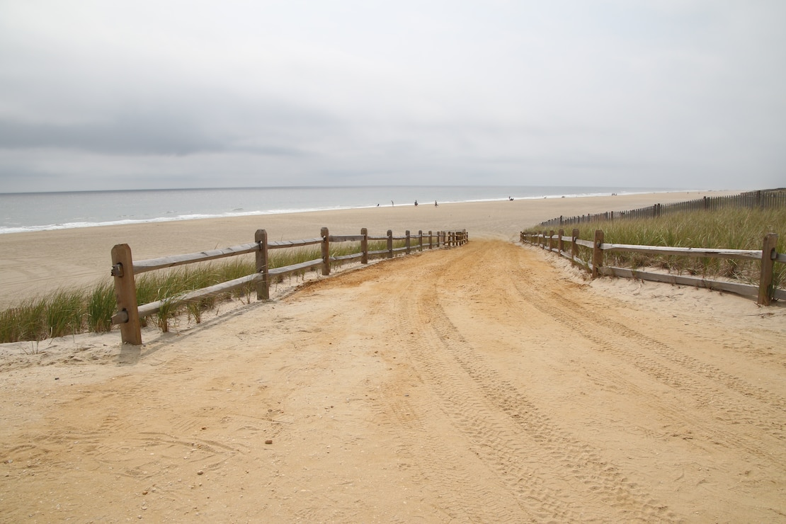 The Long Beach Island project includes a dune and berm  includes a dune and berm system that is designed to reduce the risk of storm damages to infrastructure and property.