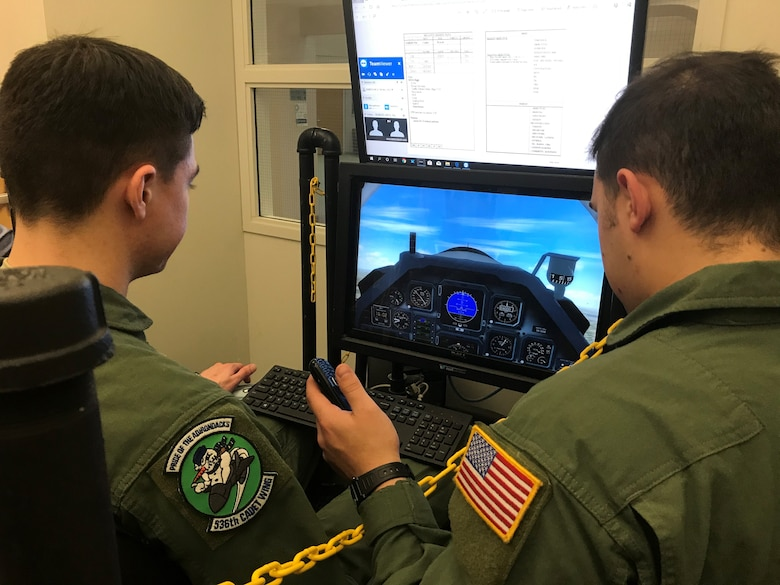 Pilot Training Next helped make Air Force ROTC history while pushing the limits of technology and training during their recent partnership with Clarkson University.