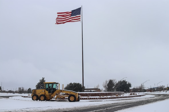 CES clears snow, paves the way