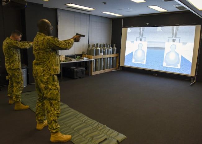 Yokosuka Command Opens Interactive Weapons Training Simulator