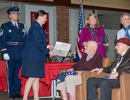 Western NY WW II & Korean War veterans awarded medals