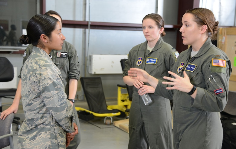 300 rated officer to join a Total Force Aviation Recruiting Team