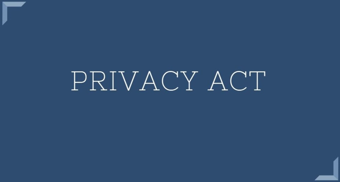 Graphic image privacy act