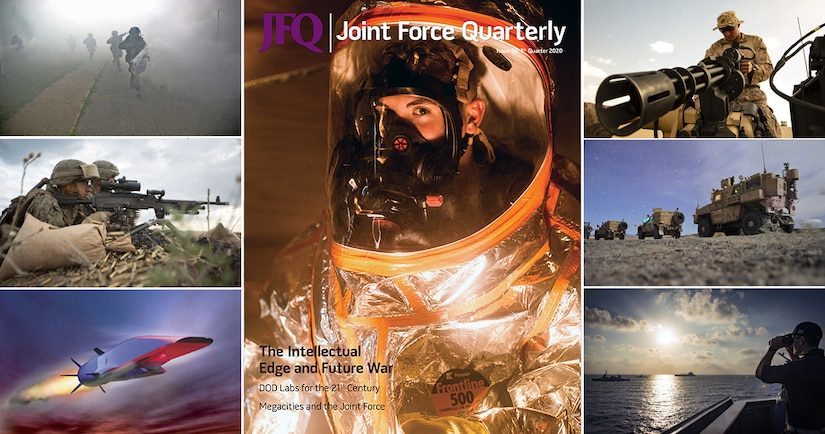 Joint Force Quarterly 96
