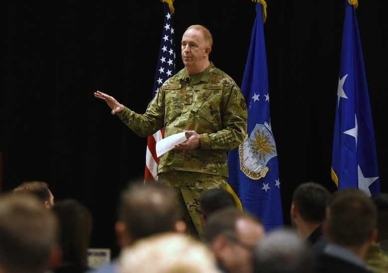 AFLCMC commander talks state of the center