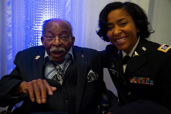 World War II veteran turns 100