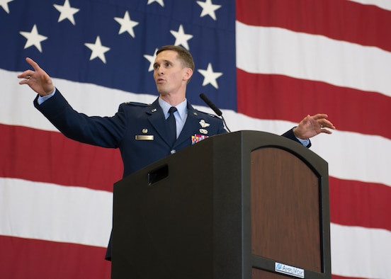125th Fighter Wing welcomes new commander