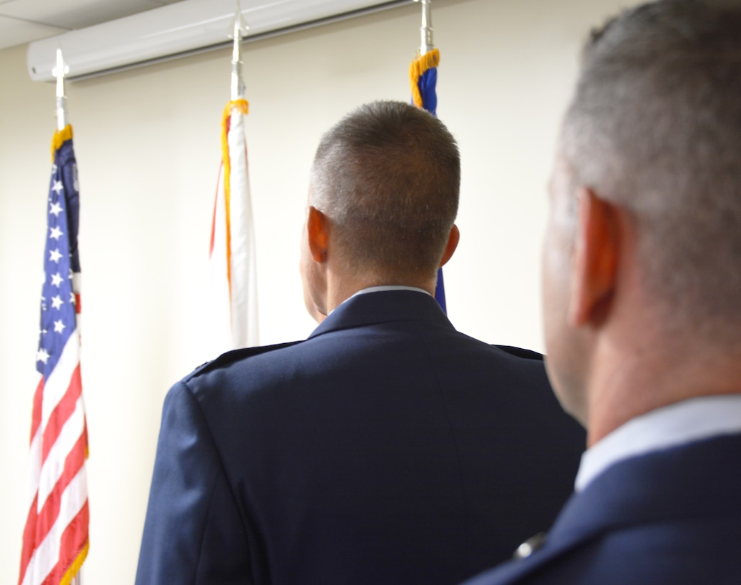 """New commander is """"fired up"""" to lead 125 CF"""