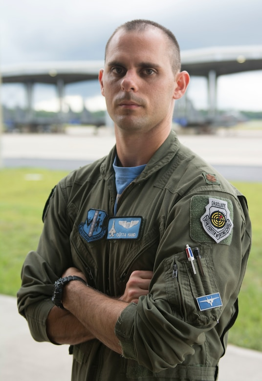 """125th Fighter Wing weapons and tactics are """"outta"""" hand"""